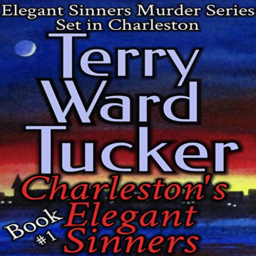 Charleston's Elegant Sinners audiobook cover art