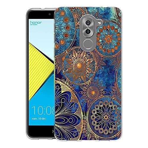 FoneExpert® Huawei Honor 6X Tasche, Ultra dünn TPU Gel Hülle Silikon Hülle Cover Hüllen Schutzhülle Für Huawei Honor 6X