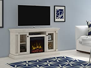 Best fireplace tv stand with glass embers Reviews