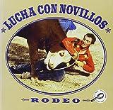 Lucha Con Novillos = Bronc and Bareback Riding (Rodeo Biblioteca de Descubrimientos)
