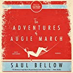 The Adventures of Augie March  By  cover art