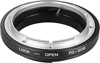 Andoer FD-EOS Lens Mount Adapter Ring for Canon Lens Fit for EOS Mount Lenses