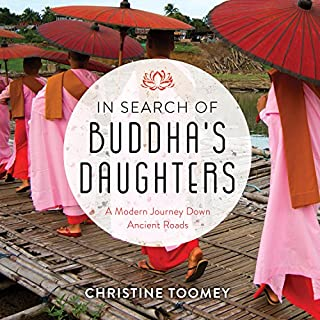 In Search of Buddha's Daughters audiobook cover art
