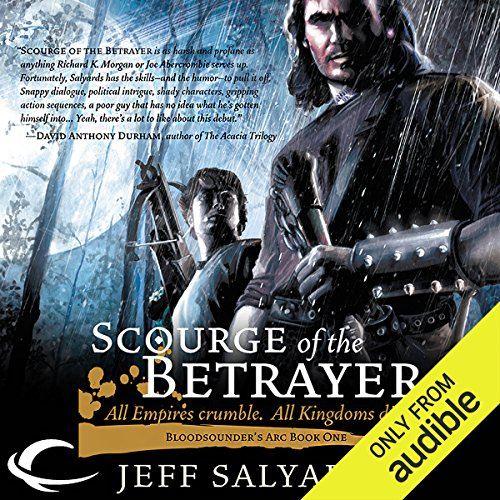 Scourge of the Betrayer cover art