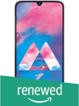 "Samsung Galaxy M30 6.4"" 5000 mAh 64GB GSM Unlocked Smartphone - No CDMA - No Warranty (Gradation Black) (Renewed)"