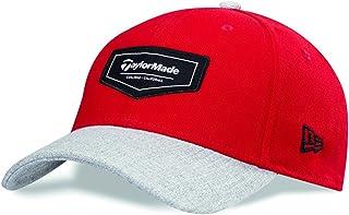 e729e5c638c TaylorMade Men s Pipeline 39Thirty Stretch Fit Golf Cap