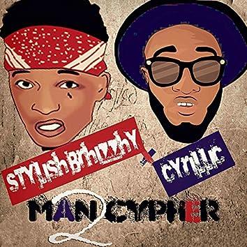 2 Man Cypher (feat. Cyrillic)