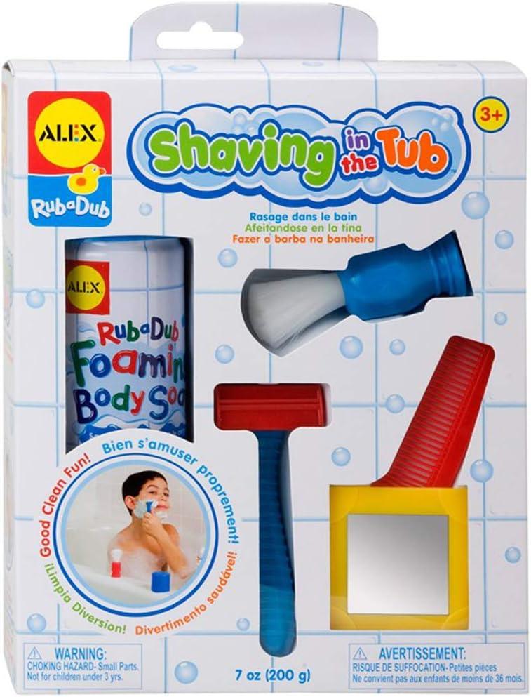 ALEX Toys Rub a Dub in security Tub List price Shaving Kit The