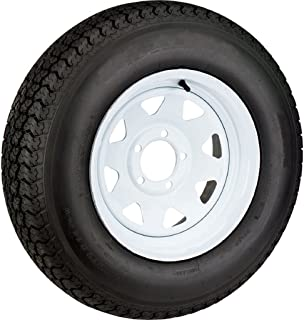 Kenda Loadstar Karrier 215/75R14 w/Wheel (32181)