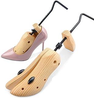 DERCLIVE /Étireur de Chaussures Chaussure Arbres 2 Voies R/églable Shaper Expanseur de Chaussures pour Hommes Et Femmes