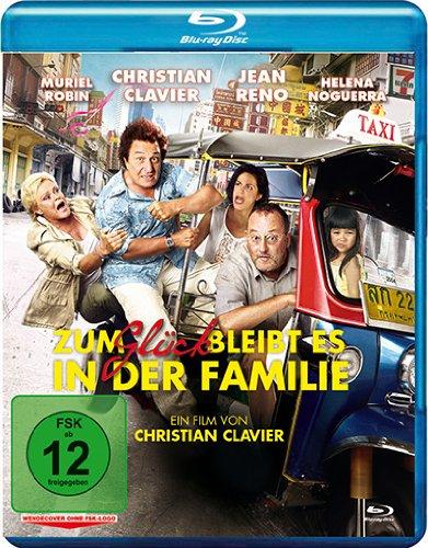 Zum Glück bleibt es in der Familie [Blu-ray] [Alemania]