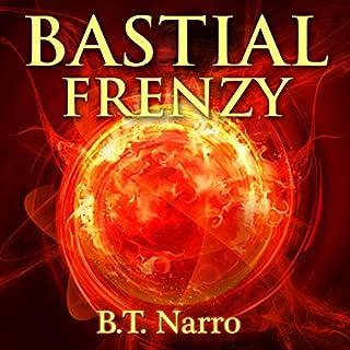 Bastial Frenzy audiobook cover art