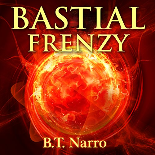 Bastial Frenzy audiobook cover art