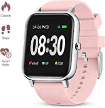 GOKOO Smart Watch for Women Sport Activity Tracker Sleep and All-Day Heart Rate Monitor..