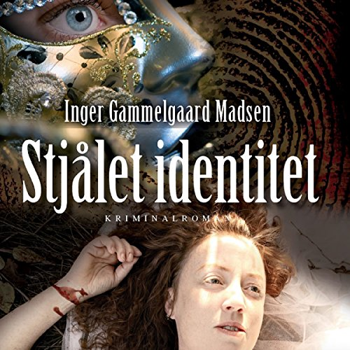 Stjålet identitet (Rolando Benito 5) audiobook cover art