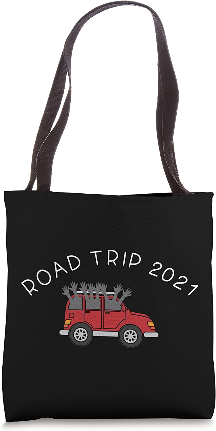 Road Trip 2021 - Family Vacation Staycation Tote Bag