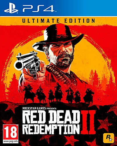 Red Dead Redemption 2 [AT Limited Ultimate Steelbook uncut Edition] inkl. 27 Bonusinhalte