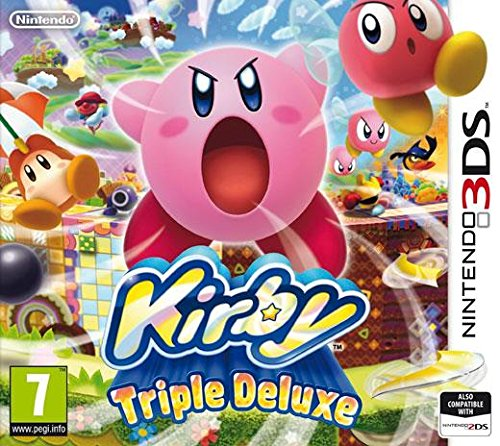 Kirby: Triple Deluxe (Nintendo 3DS) - [Edizione: Regno Unito]