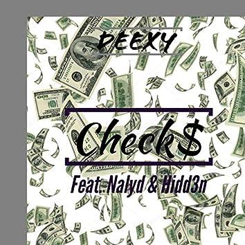 Check$ (feat. Hidd3n, Nalyd)