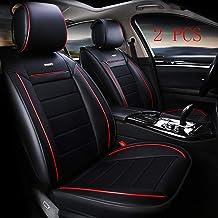 Chemu Asiento de Coche Negro Universal Polyster Auto Accesorio 9/Unidades para Auris Avensis Caldina Corolla Hilux RAV4/Venza C2/C3/AIRCROSS C4/DS5/Xsara