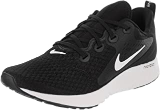7729c8445f77c Nike Women s Legend React Black White Running Shoe 7.5 Women US