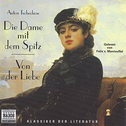 『Die Dame mit dem Spitz / Von der Liebe』のカバーアート
