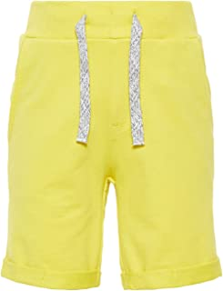 NAME IT Nkmvermo Long Swe Shorts UNB Noos Pantalones Cortos para Niños