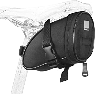 Roswheel 13656 Bike Saddle Bag Bicycle Under Seat Pack Cycling Accessories Pouch