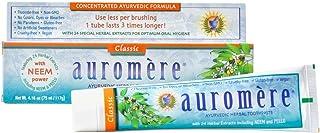 家で人気のある[세븐허브]    アーユルヴェーダ아유르베다클래식허브歯磨き粉ランキングは何ですか