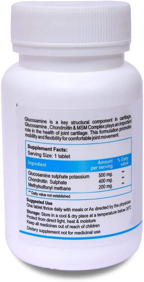 Trisha Ranking TOP2 Biotrex Nutraceuticals Glucowell and Msm Glucosamine Sale Cho