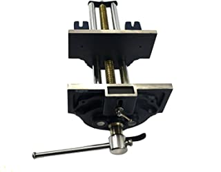 """GROZ 9-inch Quick Release Woodworking Vise 