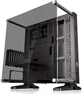 Thermaltake Core P3 ATX Tempered Glass Gaming Computer Case Chassis, Open Frame, Panoramic Viewing, Black Edition, CA-1G4-...