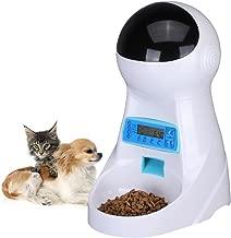 UMEI 3litre Comederos automáticos de Mascotas Para Perros y Gatos