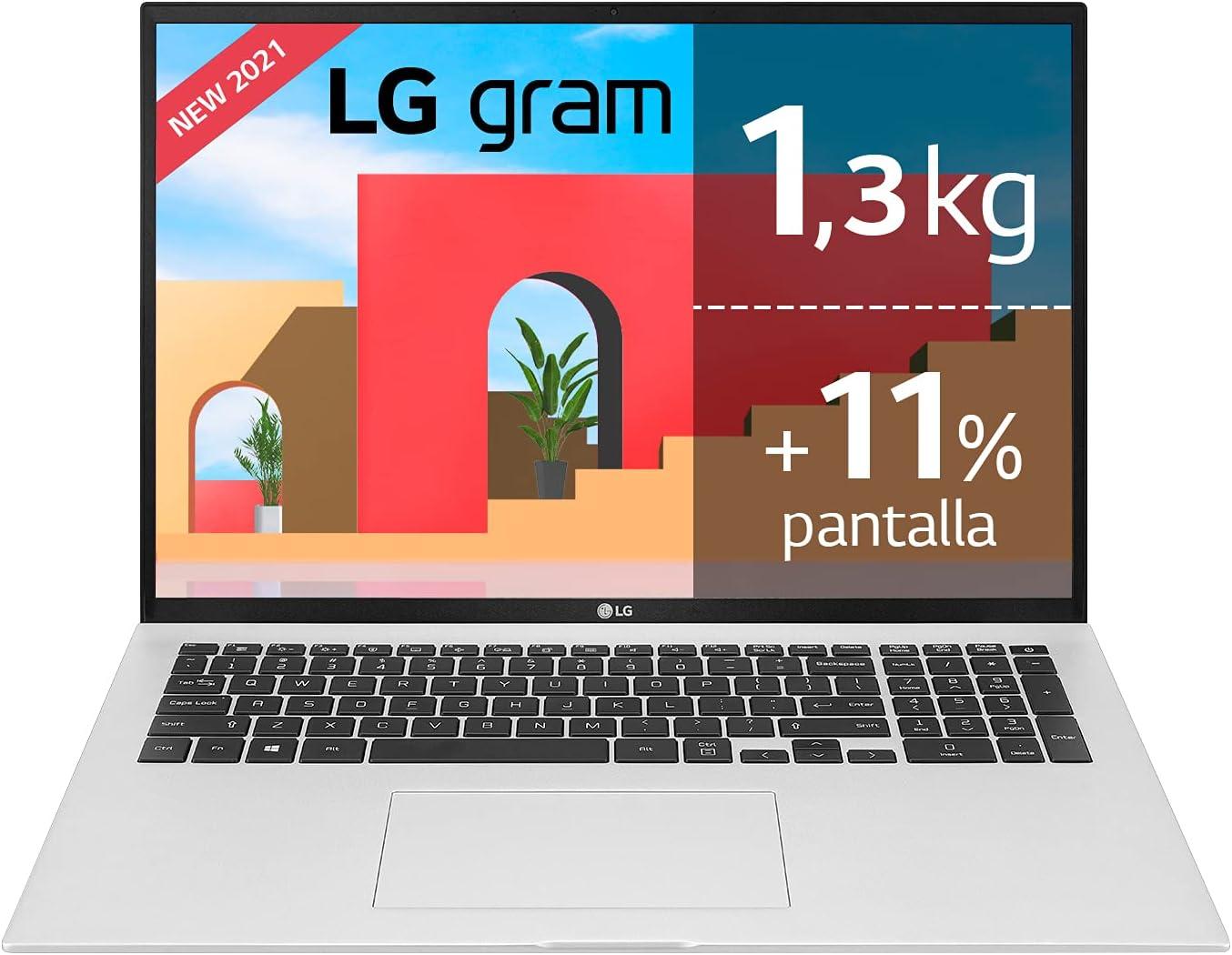 Portátil LG Gram 17Z90P