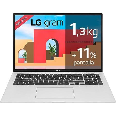 LG gram 17Z90P Windows 10 Home, Ultraligero de 43.2 cm (17 ...