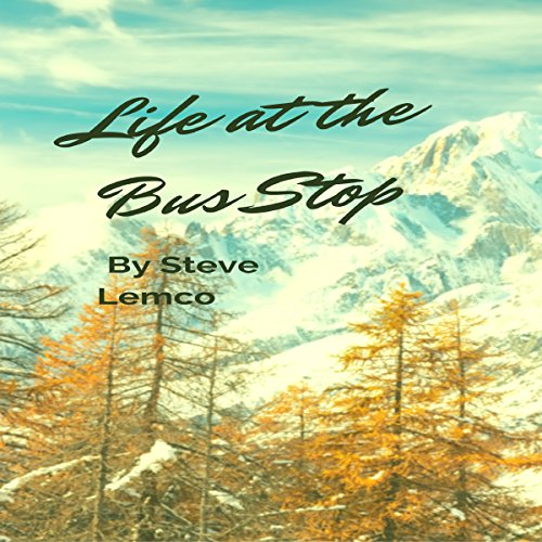 Life at the Bus Stop audiobook cover art