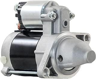 STARTER MOTOR FITS JOHN DEERE UTV 1800 GOLF TURF VEHICLE GATOR 6 X 4 HPX TRAIL GATOR