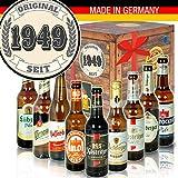 Original seit 1949 - Bier DDR Geschenk Ideen - Geschenkbox 1949