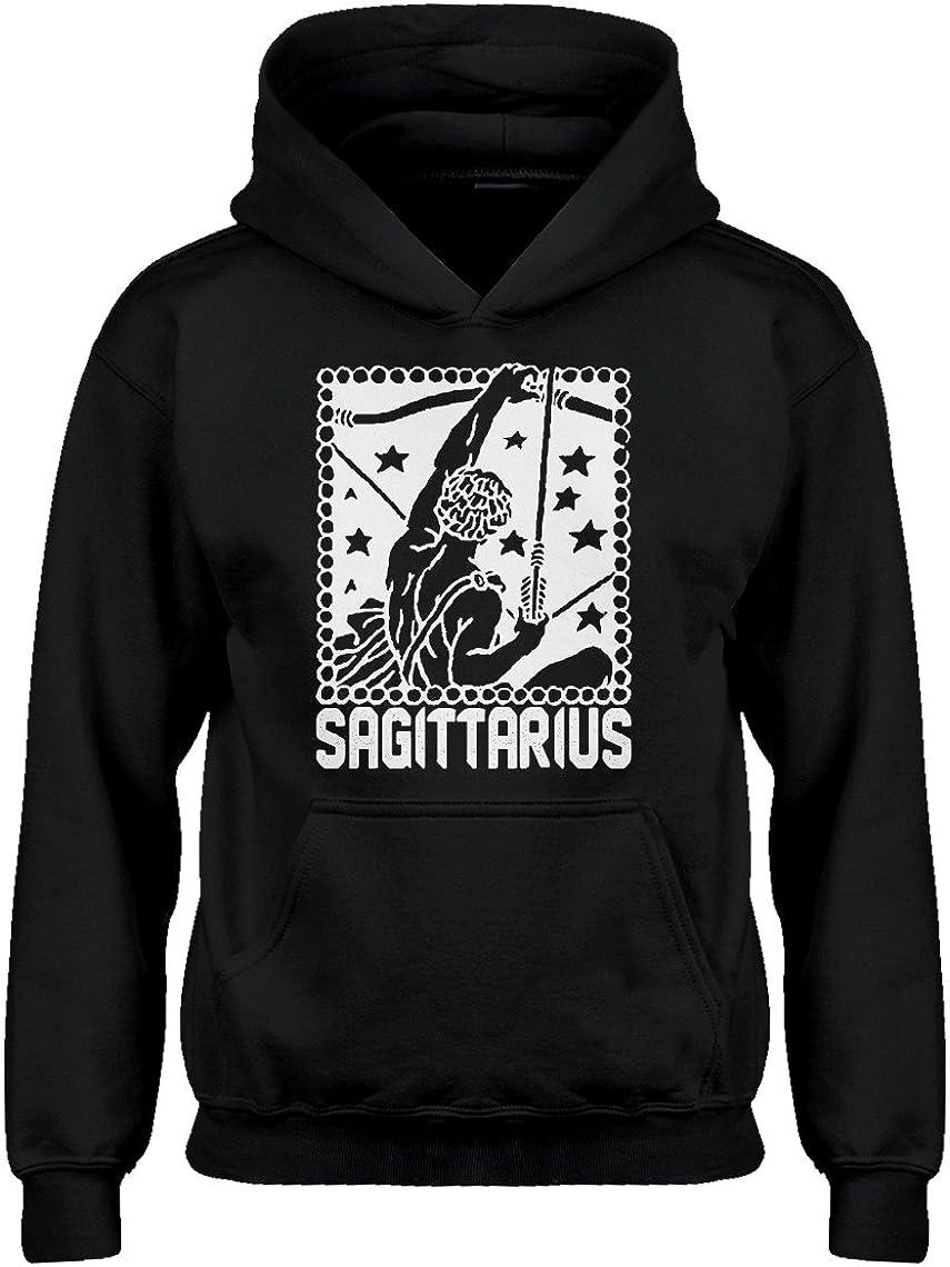 Sagittarius Zodiac Astrology Hoodie for Kids