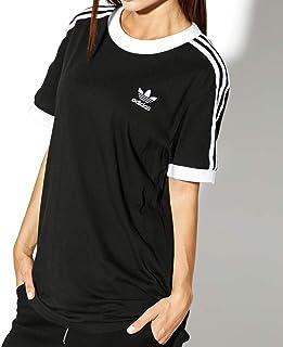 アディダス オリジナルス adidas ORIGINALS Tシャツ レディース 半袖 3 STRIPES W TEE EZW18 CY4751