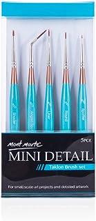 Mont Marte Mini Detail Brush Set 5pce