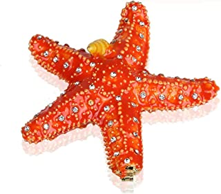starfish jewelry box