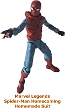 Clip: Marvel Legends Spider-Man Homecoming Homemade Suit