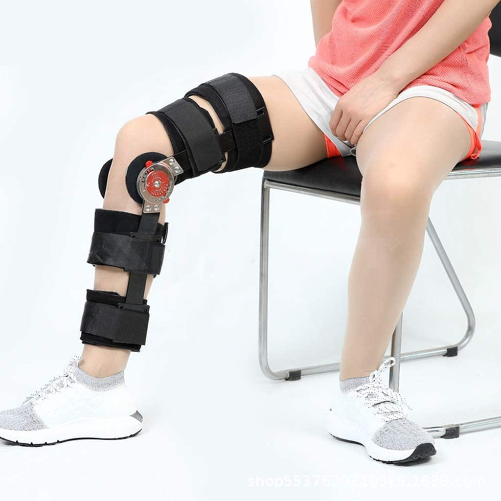 WCJ Direct store Hinged Knee Brace ROM Orth Braces Leg New products, world's highest quality popular! Immobilizer