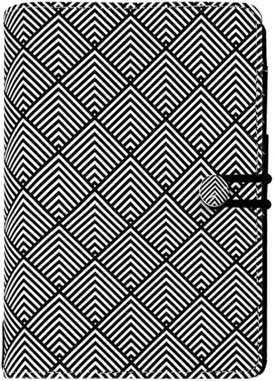 Filofax Personal Impressions Organizer, Schwarz Weiß Weiß Weiß B07MM3KF16 | Haltbar  4d0a6d
