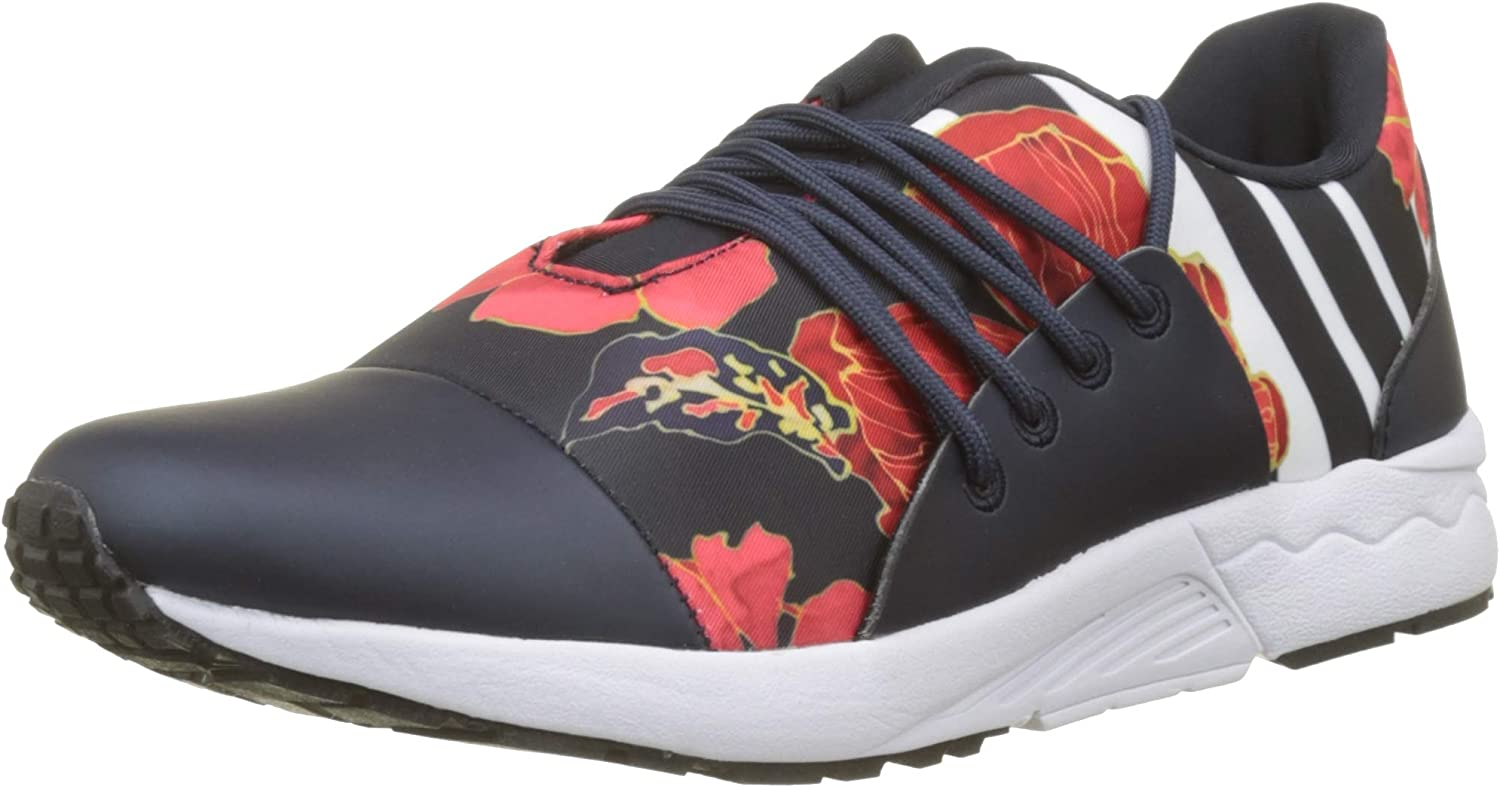 Desigual Women's Modern Confort Scarlet Low-Top Sneakers