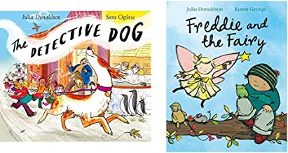 The Detective Dog+Freddie And The Fairy (Set Of 2 Books)