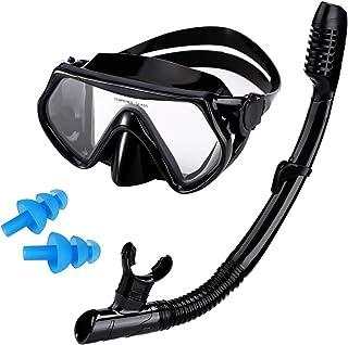 Aqua A Dive Sportssnorkeling Gear Snorkel mask Scuba Set Scuba mask Diving mask Snorkeling Gear Swimming Goggles Snorkelin...