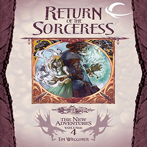 Couverture de Return of the Sorceress