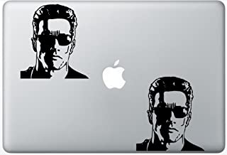 Arnold Schwarzenegger HenryDecalZD1235 Set Of Two (2x) , Decal , Sticker , Laptop , Ipad , Car , Truck